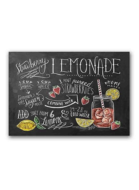 Dolce Home Chalkboard  Tablo Renkli